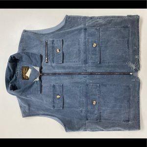 Vintage Eddie Bauer utility vest